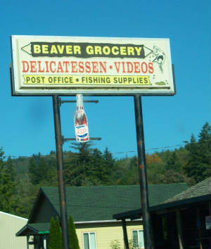 Beaver Grocery in Beaver, OR