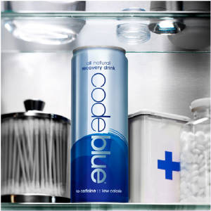 Code Blue Recovery Drink