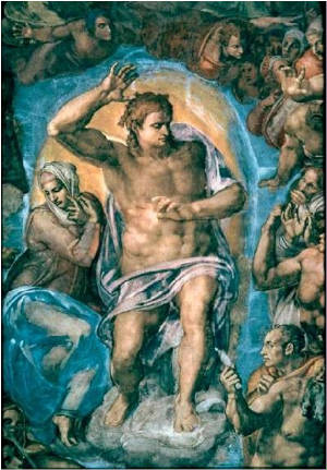 LastJudgment-Michelangelo