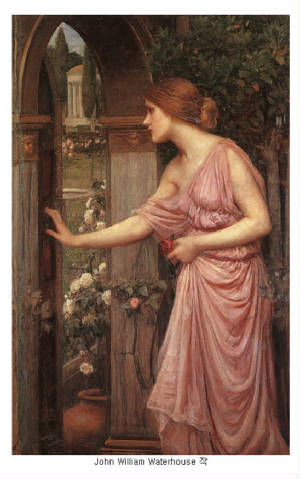 PSYCHE-Looking-at-her-Roses