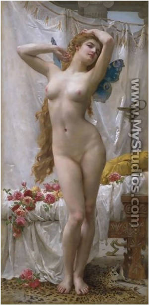 Psyche and Roses